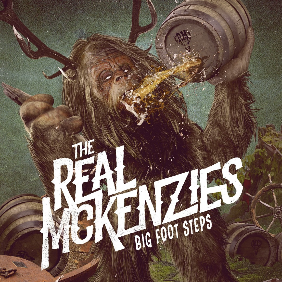 New Real Mckenzies Song!